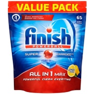 Finish All in 1 Powerball 65pk