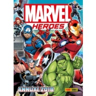 Marvel Heroes Annual 2018