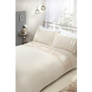 Evie Ribbon Complete Bedding Set - King
