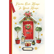 From Our House to Your House - Christmas Card