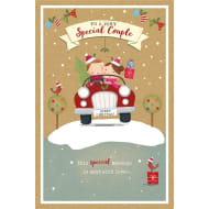 Special Message - Christmas Card