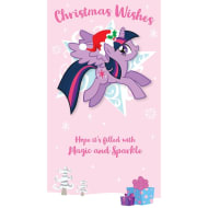 My Little Pony - Christmas Card