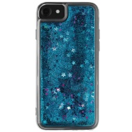 Intempo Glitter iPhone 6/7 Phone Case - Blue