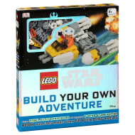 LEGO Star Wars Build Your Own Adventure - Rebel Pilot & Y-Wing
