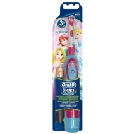 Oral-B Kids Battery-Powered Toothbrush - Disney Princess