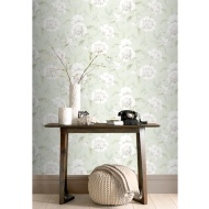 Boutique Wallpaper - Green