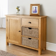 Wiltshire Oak Sideboard