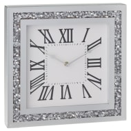Karina Bailey Loose Diamond Wall Clock