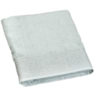 Lurex Pleated Bath Sheet - Mint