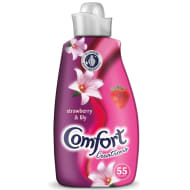 Comfort Creations Fabric Conditioner - Strawberry & Lily 1.9L