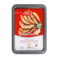 Betty Crocker Non-Stick Rectangular Pan - Medium