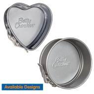 Betty Crocker Non-Stick Springform Cake Tin - Round