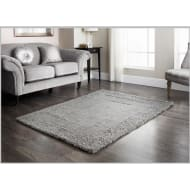 Ascot Grey Carved Rug - 110 x 160cm