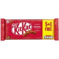 KitKat Two-Finger 5 Pack + 1
