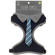 Pooch Couture Fashion Harness - Grey