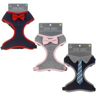 Pooch Couture Fashion Harness - Navy