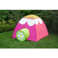 Childrens Play Tent - Flower