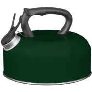 Swiss Military Whistling Kettle 2L - Green