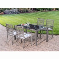Hertfordshire Luxury Dining Set 5pc