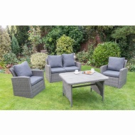 Somerset 4 Seater Dining Set