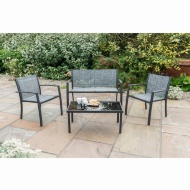 Seville Patio Set 4pc