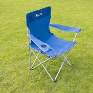 Swiss Military Camping Chair - Blue