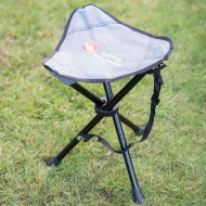 Swiss Military Compact Tripod Chair - Grey