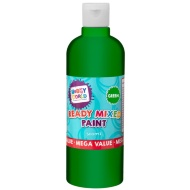 Hobby World Ready Mixed Paint 500ml - Green