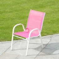 Kids Barcelona Garden Chair - Pink
