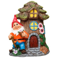 Garden Gnome House - Tree