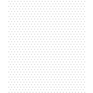 Foil Wrapping Paper 3m - Grey Spots