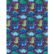 Kids Everyday Wrapping Paper - Dinosaurs - 3m
