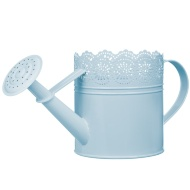 Decorative Watering Can - Blue