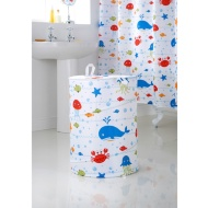 Pop-Up Laundry Bin - Sea Life