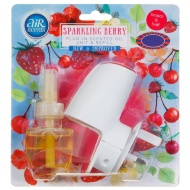 AirScents Plug In Scented Oil Unit & Refill - Sparkling Berry