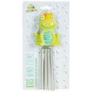 Kids Garden Wind Chime - Frog