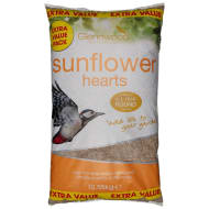 Glennwood Wild Bird Sunflower Hearts 12.5kg