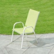 Barcelona Garden Chair - Lime