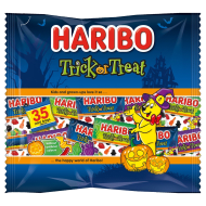 Haribo Trick or Treat Mini Bag Mix 560g