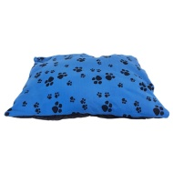 Pet Fleece Mattress 70 x 100cm - Blue