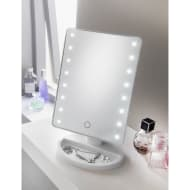 Retreat LED Cosmetic Mirror - White