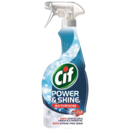 Cif Power & Shine Bathroom Cleaner 700ml