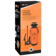 RAC Portable Power Washer 8L