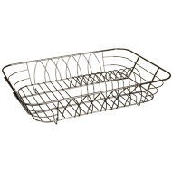 Elite Dish Drainer - Black Nickel