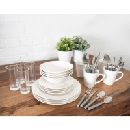 Sabichi Porcelain Dining Set 36pc