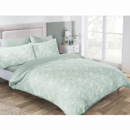 Floral Complete King Bedding Set