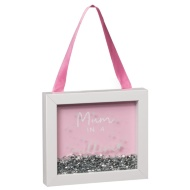 Glitter Hanging Frame - Mum in a Million
