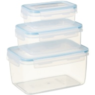 Addis Clip & Close Container Set 3pc