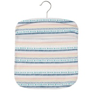 Cotton Printed Peg Bag - Aztec