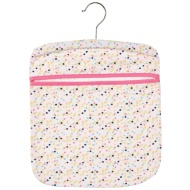 Cotton Printed Peg Bag - Confetti
